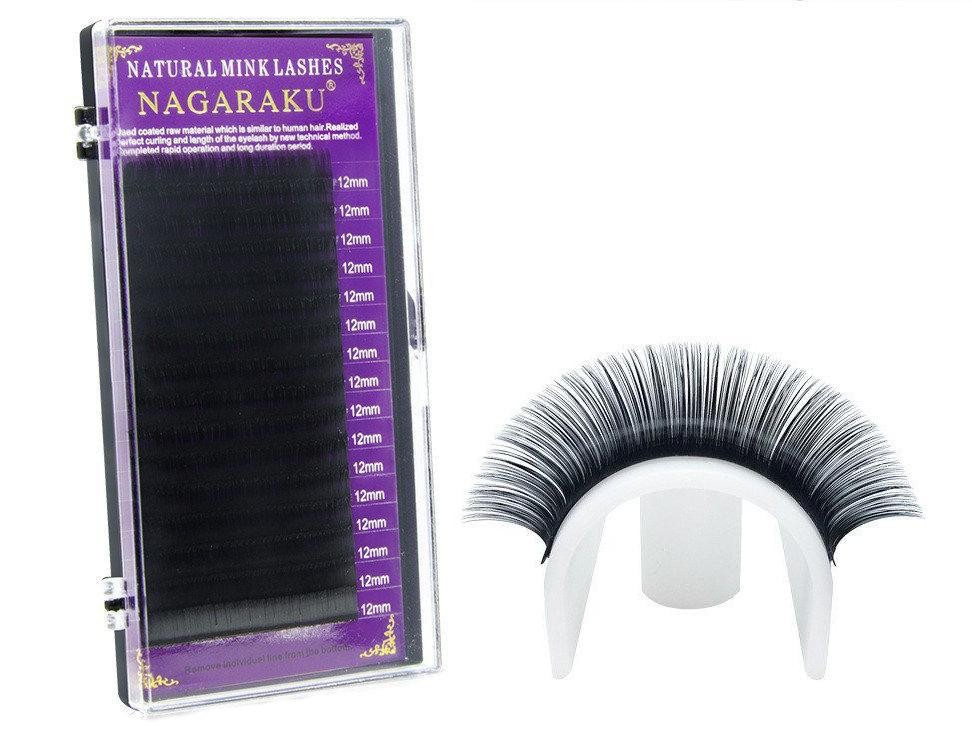 норковые черные Nagaraku
