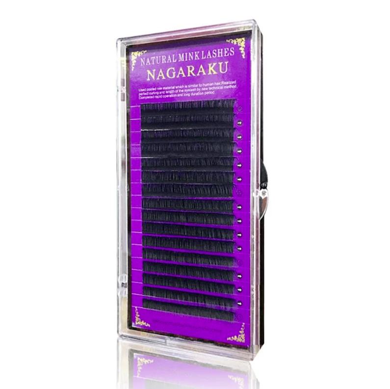 Ресницы черные NAGARAKU NATURAL MINK