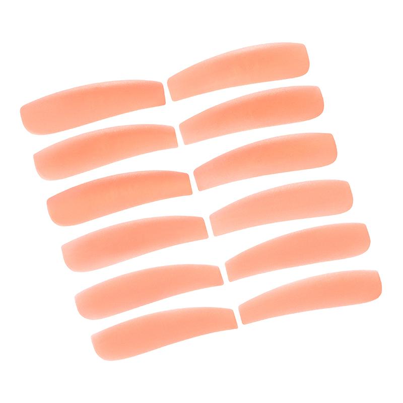 Силиконовые формы для ламинирования ресниц